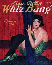 Captain Billy's Whiz Bang : Vol. 5, Issu... Volume Vol. 5, Issue 57 by Fawcett Magazine
