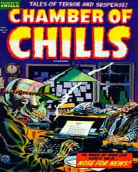 Chamber of Chills : Issue 21 Volume Issue 21 by Harvey Comics