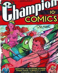 Champion Comics : Issue 3 Volume Issue 3 by Harvey Comics