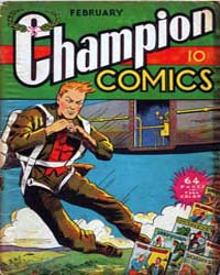 Champion Comics : Issue 4 Volume Issue 4 by Harvey Comics