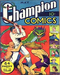 Champion Comics : Issue 7 Volume Issue 7 by Harvey Comics