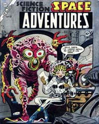 Space Adventures: Issue 12 by Charlton Comics