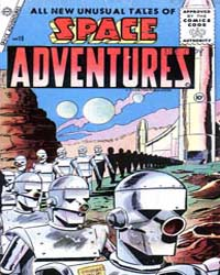 Space Adventures: Issue 19 by Charlton Comics