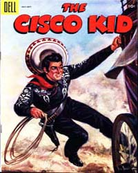 Cisco Kid : Issue 28 Volume Issue 28 by Dell Comics