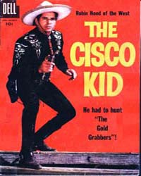 Cisco Kid : Issue 38 Volume Issue 38 by Dell Comics