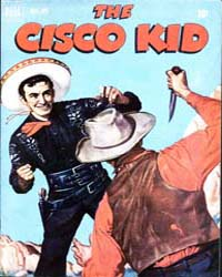 Cisco Kid : Issue 8 Volume Issue 8 by Dell Comics