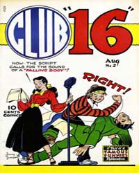Club 16 : Issue 2 Volume Issue 2 by Eastern Color Printing Company