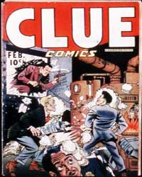 Clue : Issue 12 Volume Issue 12 by Hillman Periodicals