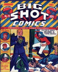 Big Shot Comics : Issue 9 Volume Issue 9 by Columbia Comics
