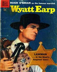 Wyatt Earp: Issue 921 Volume Issue 921 by Dell Comics
