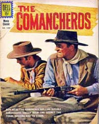 John Wayne Adventure Comics : Comanchero... Volume Issue 1300 by Dell Comics