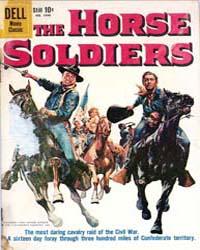 John Wayne Adventure Comics : Horse Sold... Volume Issue 1048 by Dell Comics