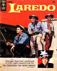 Laredo : Issue 1 Volume Issue 1 by Dell Comics