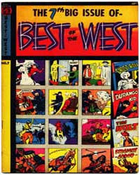 Best of the West : Issue 7 Volume Issue 7 by Magazine Enterprises