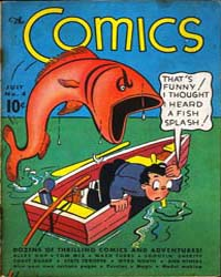 The Comics: Issue 4 Volume Issue 4 by Dell Comics