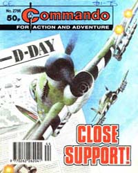 Commando for Action and Adventure : Clos... Volume Issue 2766 by D. C. Thomson and Company Ltd
