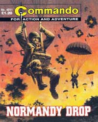 Commando for Action and Adventure : Norm... Volume Issue 4011 by D. C. Thomson and Company Ltd