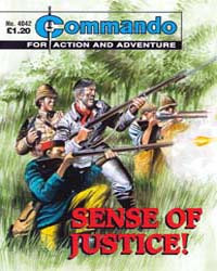 Commando for Action and Adventure : Sens... Volume Issue 4042 by D. C. Thomson and Company Ltd