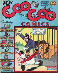 Coo Coo Comics : Issue 7 Volume Issue 7 by Better/Nedor/Standard/Pines Publications
