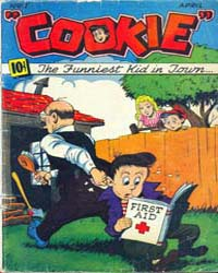 Cookie : Issue 1 Volume Issue 1 by Gordon, Dan