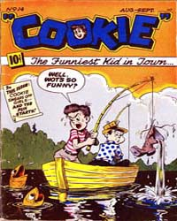 Cookie : Issue 14 Volume Issue 14 by Gordon, Dan