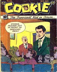 Cookie : Issue 15 Volume Issue 15 by Gordon, Dan