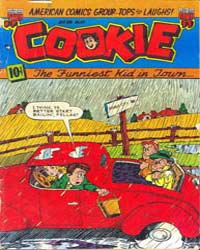 Cookie : Issue 36 Volume Issue 36 by Gordon, Dan