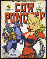 Cow Puncher Comics : Issue 6 Volume Issue 6 by Avon Comics