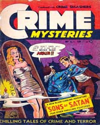 Crime Mysteries : Issue 7 Volume Issue 7 by Trojan Magazines