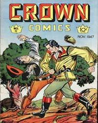 Crown Comics : Issue 11 Volume Issue 11 by Crown Comics