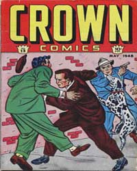 Crown Comics : Issue 13 Volume Issue 13 by Crown Comics