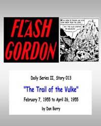 Flash Gordon : The Trail of the Vulke : ... Volume Vol. 2, Issue 13 by Raymond, Alex