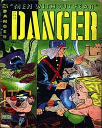 Danger : Issue 2 Volume Issue 2 by Comic Media