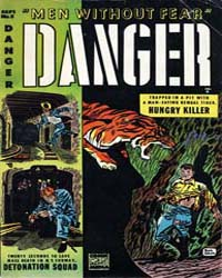 Danger : Issue 5 Volume Issue 5 by Comic Media