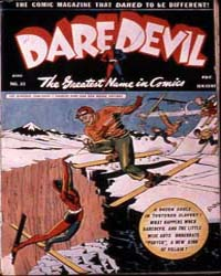 Daredevil Comics : Issue 23 Volume Issue 23 by Biro, Charles