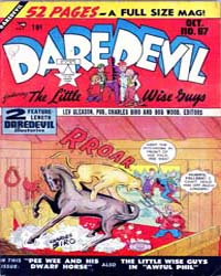 Daredevil Comics : Issue 67 Volume Issue 67 by Biro, Charles