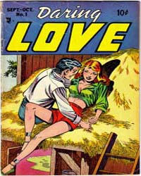 Daring Love : Issue 1 Volume Issue 1 by Key Publications