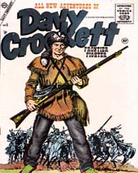Davy Crockett : Issue 5 Volume Issue 5 by Charlton Comics