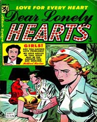 Dear Lonely Hearts : Issue 6 Volume Issue 6 by Comic Media