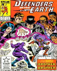 Defenders of the Earth : Issue 3 Volume Issue 3 by Marvel Comics