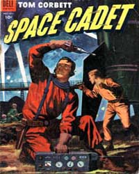 Tom Corbett Space Cadet: Issue 10 Volume Issue 10 by Dell Comics