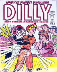 Dilly : Issue 3 Volume Issue 3 by Lev Gleason Publications