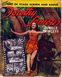 Dorothy Lamour, Jungle Princess : Issue ... Volume Issue 3 by Fox Feature Syndicate
