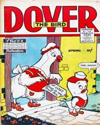 Dover the Bird : Issue 1 Volume Issue 1 by Eastern Color Printing Company