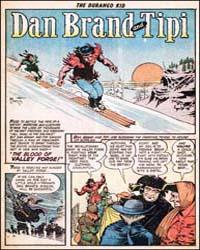 The Durango Kid: Issue 11 Volume Issue 11 by Magazine Enterprises