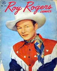 Roy Rogers: Issue 166 Volume Issue 166 by Dell Comics