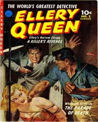 Ellery Queen : Issue 2 Volume Issue 2 by Ziff-Davis Publications