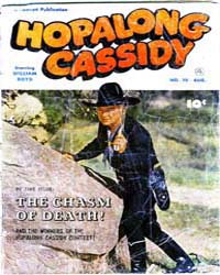 Hopalong Cassidy : Issue 70 Volume Issue 70 by Fawcett Magazine