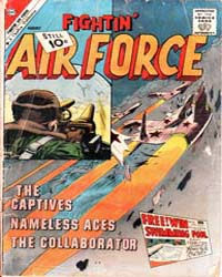 Fightin' Air Force : Issue 28 Volume Issue 28 by Charlton Comics