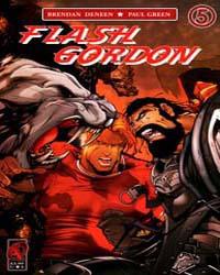 Flash Gordon : Issue 5 Volume Issue 5 by Raymond, Alex